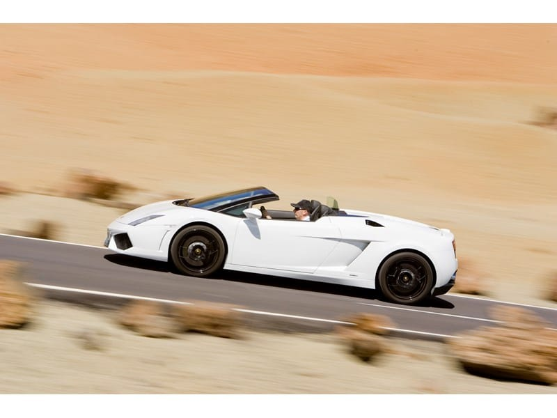 Location Lamborghini Gallardo Spyder chez Rental Dream