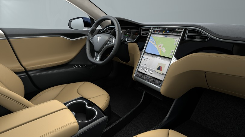 Location Tesla S P85D