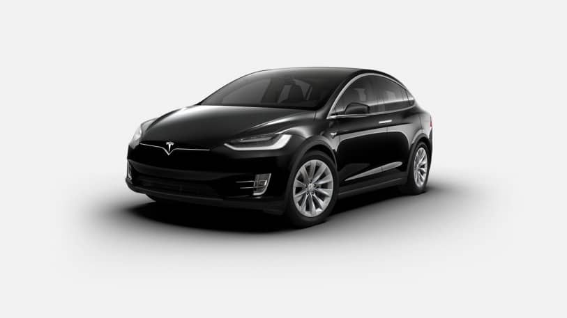 Location Tesla X Rental Dream