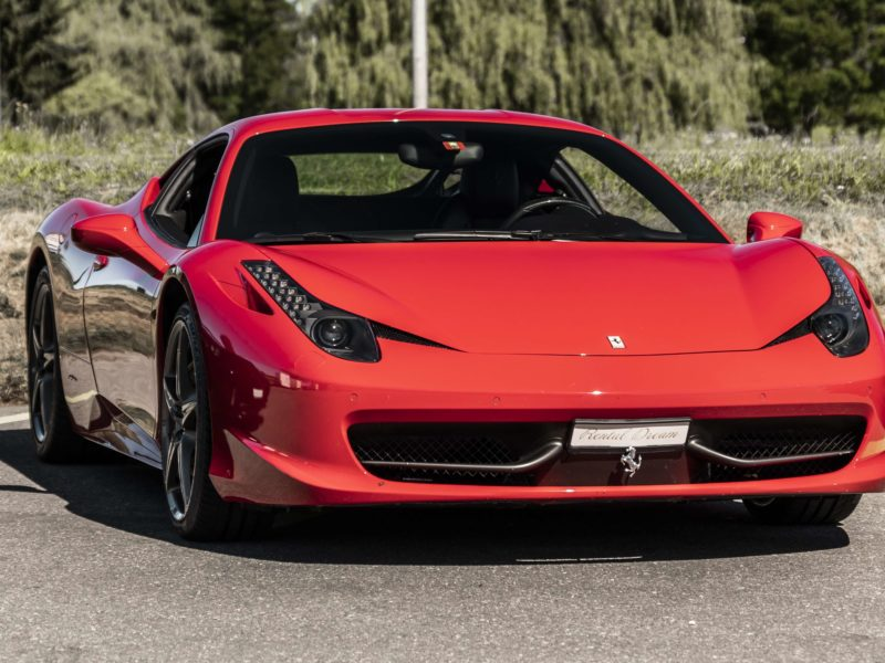 Location Ferrari 458 Italia rouge Rental Dream
