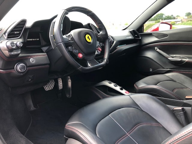 Location Ferrari 488 Rental Dream